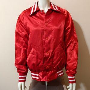 Retro Nylon/Cotton Jacket
